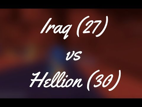 PvPTemple | Iraq (27) vs. Hellion (30)