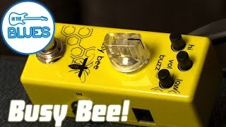 Movall Busy Bee Overdrive Pedal
