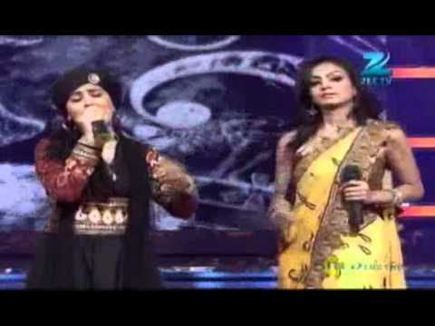 Star Ya Rockstar Grand Finale Dec. 10 '11 - Mansi Parekh & Harshdeep Kaur