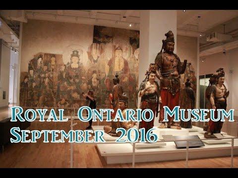 Royal Ontario Museum 2016 Long Tour