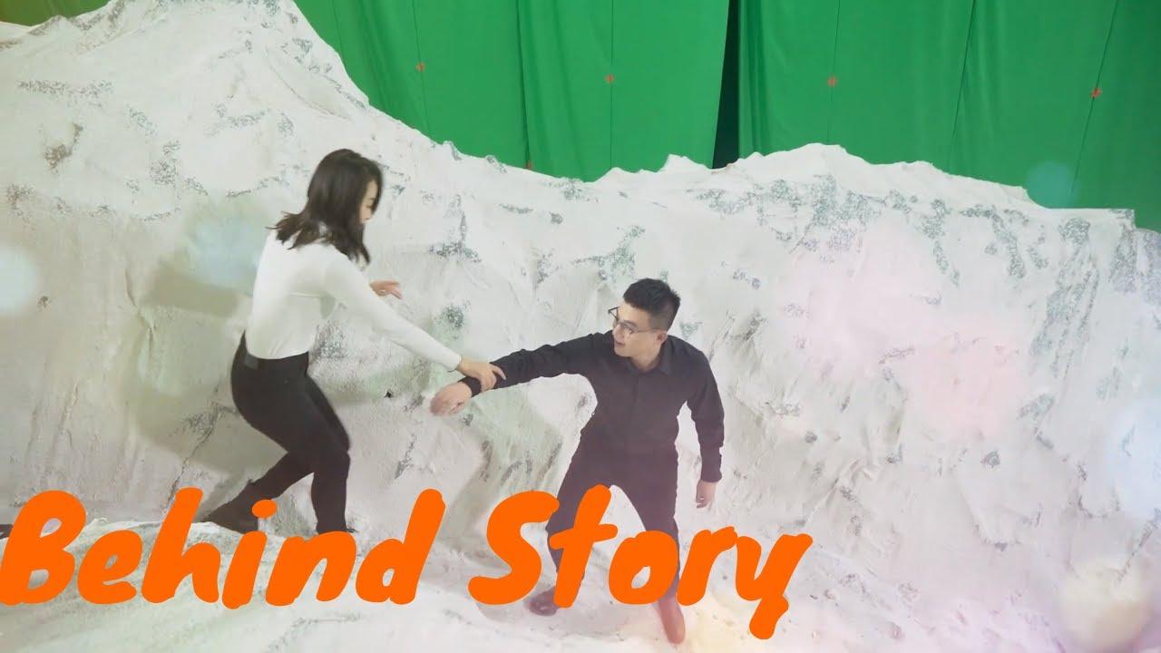 【陌生的恋人   Lover or Stranger】Behind the scenes 花絮04. 雪山之巅的真相