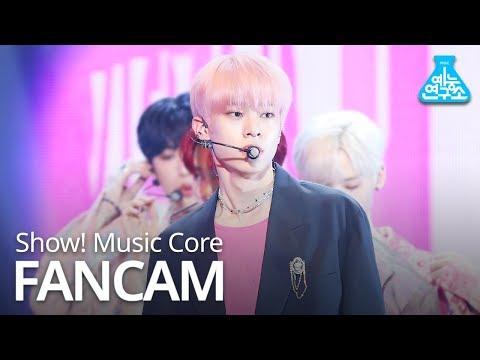 [예능연구소 직캠] AB6IX - BREATHE (KIM DONG HYUN), 에이비식스 - BREATHE (김동현) @Show Music Core 20190525