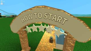 How to start - Theme park Tycoon 2 - How to build in TPT2