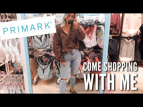 PRIMARK COME SHOPPING WITH ME - Autumn / Winter 2019 | Fashion Influx