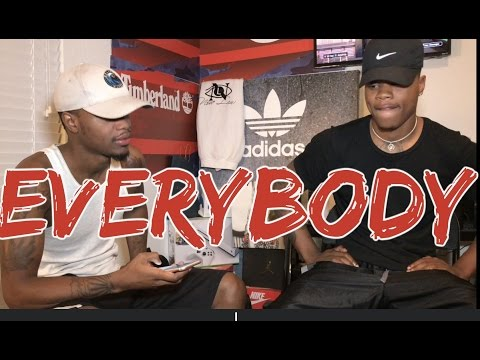 LOGIC - EVERYBODY - ALBUM REACTION / REVIEW