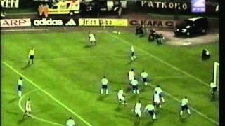 2003 (October 15) Red Star Belgrade (Serbia & Mont.) 4-OB Odense (Denmark) 3 (UEFA Cup)