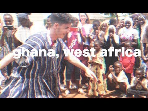 OUR FIRST WEEK IN GHANA - COUNTRY CULTURE (S1, Episode 1)