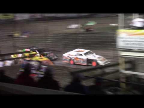River Cities Speedway Wissota MW Modified A-Main (9/10/16)