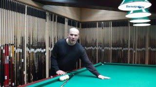 видео Бильярдные столы для русской пирамиды 10 футов