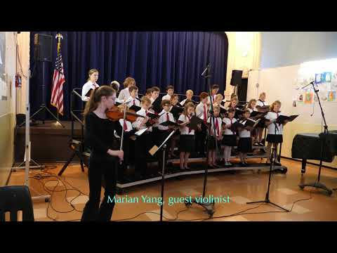 Adda Clevenger School Fall Music Concert