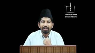 (Malayalam) The Crisis Facing Islam and the Solutions (Part 3/5) (Ahmadiyya)