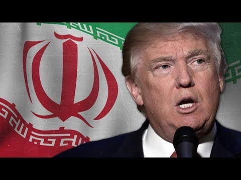 Trump Spreads Fake News About Iran