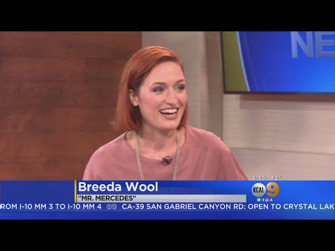 Actress Breeda Wool Discusses Role In New Series, 'Mr. Mercedes'