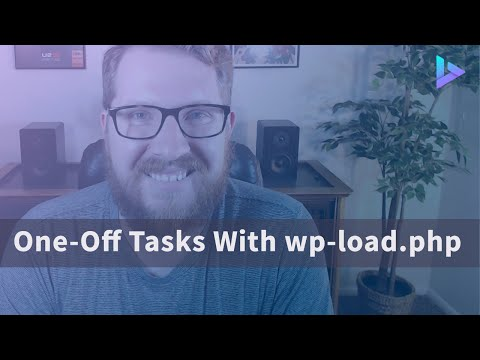 Side-Loading WordPress For One-Off Tasks