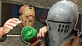 JASON VORHEES WANTS TO GIVE US ICE CREAM! - Garry's Mod Gameplay - Slasher Survival
