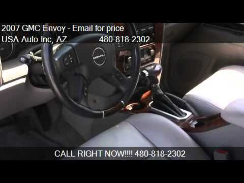 2007 gmc envoy xl denali 2wd for sale in mesa az 85210. Black Bedroom Furniture Sets. Home Design Ideas