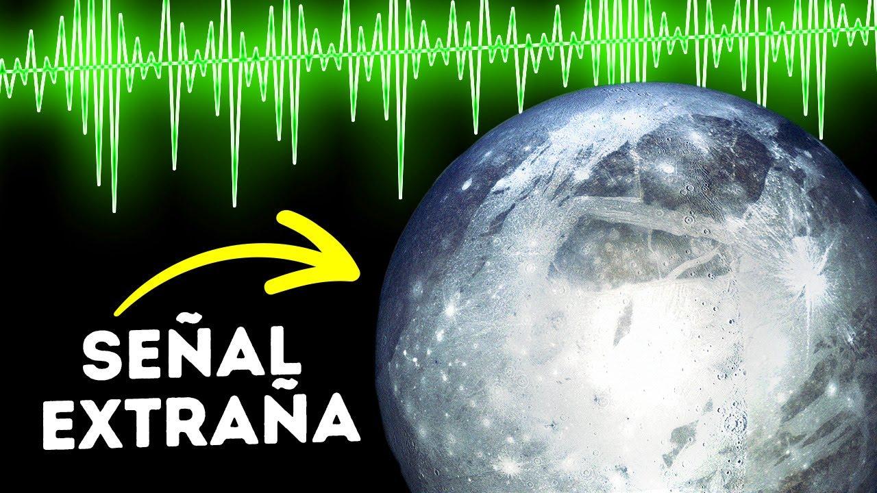 Una señal extraña detectada desde una luna de Júpiter