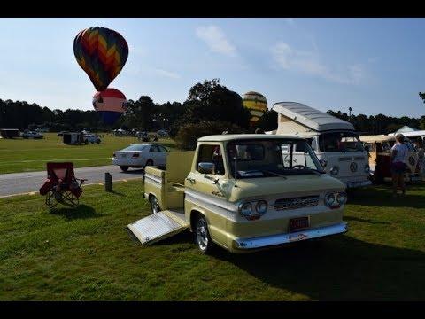 Callaway Gardens Sky High Balloon Festival and Car Show