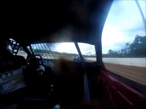 4/11/15 Putnam County Speedway Gladiator Heat Race