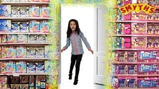 Ніч іграшка полювання в златокузнецы магазин іграшок -чарівна шафа скит Частина 1⏰ fun дитячі іграшки Ivtech оголошення