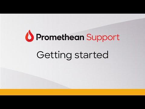 Promethean Hardware Registration