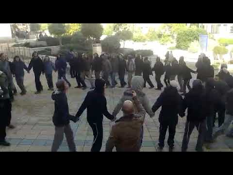"""צפו: ריקודי שמחה לאחר שחרור עצורי השב""""כ"""