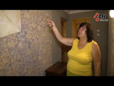 АТН Харьков: Вооружившись тазиками, жители одной из многоэтажек пережидают дождливую погоду-19.07.2018