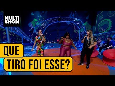 Que Tiro Foi Esse?  Anitta + Jojo + Marília Mendonça  Anitta Entrou no Grupo  Música Multishow