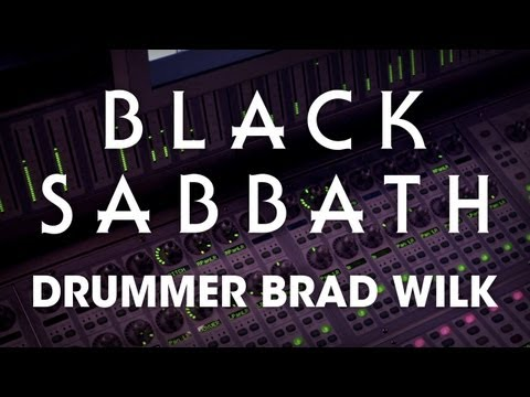 Black Sabbath - In The Studio with Brad Wilk