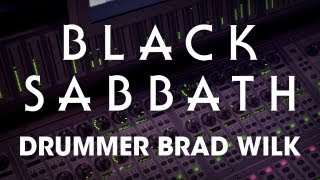 Black Sabbath - In The Studio with Brad Wilk