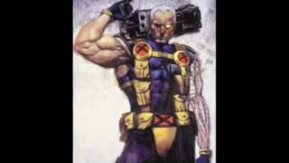 New Custom Lego MARVEL superhero minifigs - X Men figures
