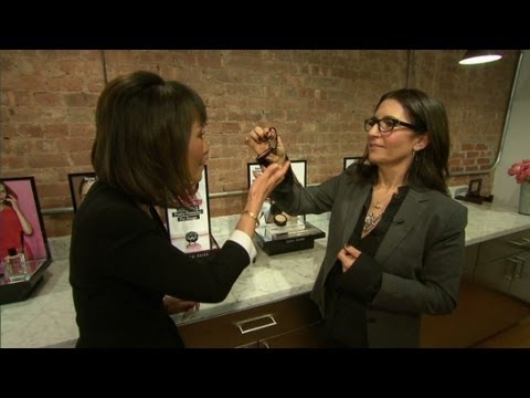 CNN's Alina Cho talks with make-up maven Bobbi Brown.