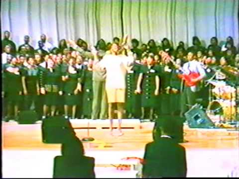 "Yolanda Adams ""The Battle's The Lord's"""