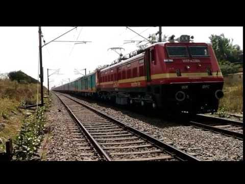 BRC WAP-4 #22604 with TPJ-SGNH HUMSAFAR EXPRESS
