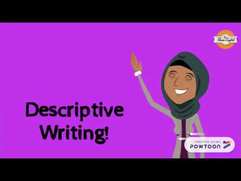 The Importance Of Learning English Essay Descriptive Writing Describing A Person Essay On Newspaper In Hindi also Examples Of Thesis Statements For Narrative Essays Descriptive Writing Describing A Person  Youtube The Yellow Wallpaper Essays