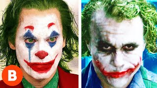 The Creepiest Jokers Ranked From Weird To Scary