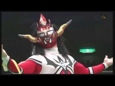 Pro Wrestling NOAH GHC Junior Heavyweight Championship match - 2013.10.5 獣神ライガー&タイガーマスクVS石森太二&小峠篤司 - 2013年10月5日.