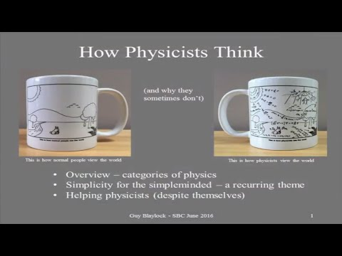 Physics Overview: Guy Blaylock