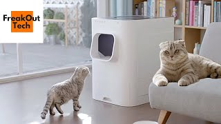 5 Amazing Cat Inventions Forever