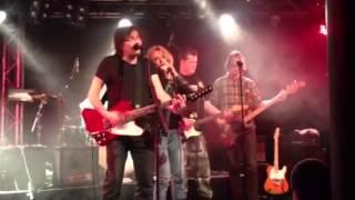 Costello ja Maria Hänninen plays  Clash