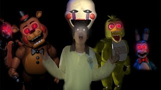COMO PASAR TODAS LAS NOCHES! five nights at freddy