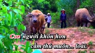 KARAOKE - ĂN CHAY - Huy Khang
