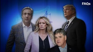 Donald Trump, Michael Cohen, Stormy Daniels and attorney-client privilege
