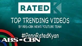 Top Trending Videos 2019   Rated K