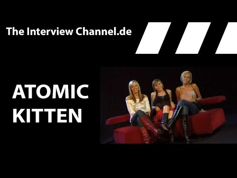 Atomic Kitten Interview 2001