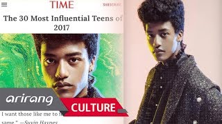 """[Heart to Heart] MODEL, TIME's """"Most influential Teens"""" [Han Hyun-min]"""