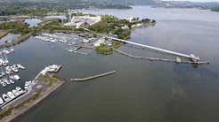 Haverstraw Marina in West Haverstraw, NY, USA