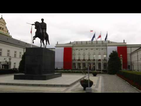 Presidential Palace Warsaw