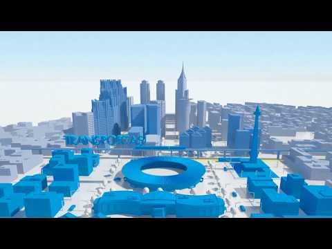 3D Animation - PGN FSRU Lampung