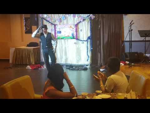 Rico chandra 8/10/2016 Bday events Orchid Country Club Singapore